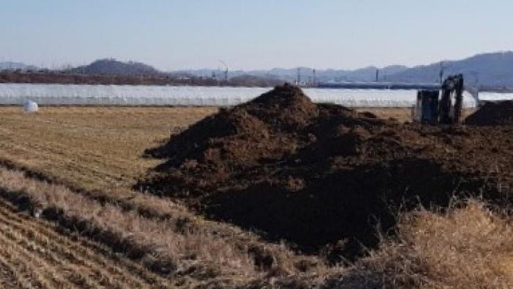 """농업분야 희생, """"음식물폐기처리정책"""" 철회하라"""